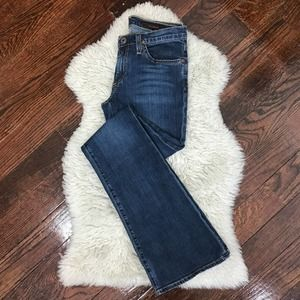 AG Adriano Goldschmied The Angel Boot Cut Jeans 26